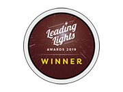 логотип лауреата leading lights awards 2019